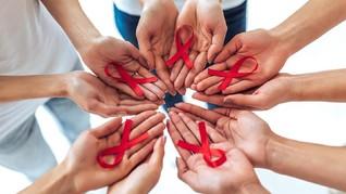Studi Temukan Metode Baru Cegah HIV/AIDS