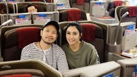 <p>Tyas Mirasih dan Raiden Soedjono menikah pada bulan Juli 2017. (Foto: Instagram @tyasmirasih)</p>