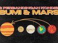 INFOGRAFIS: 8 Perbandingan Kondisi Bumi dan Mars