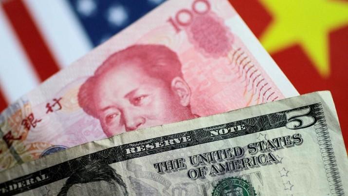 Yuan Terlemah Sejak 2007, Perang Mata Uang Sudah Dimulai?