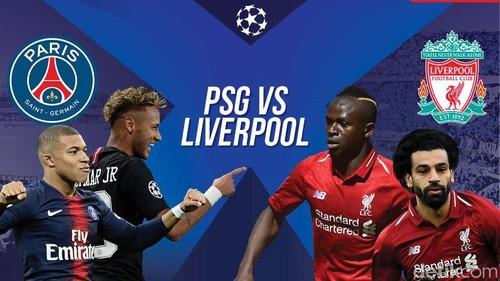 PSG Kandaskan Liverpool