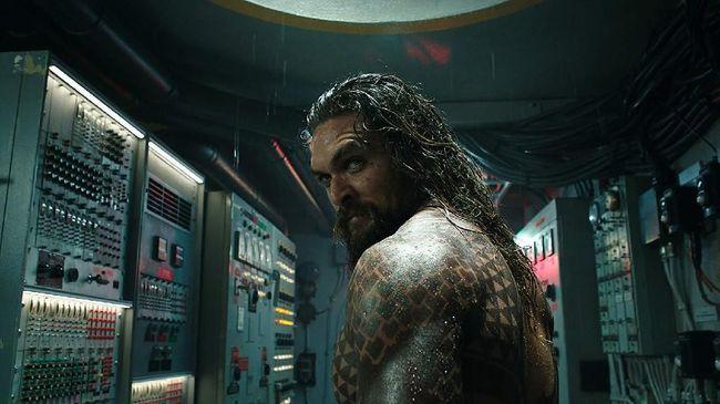 Warner Bros. menjelaskan sekuel 'Aquaman' akan rilis pada 16 Desember 2022