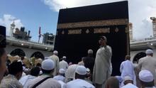 Penentuan Arah Kiblat Hari Ini Saat Matahari di Atas Ka'bah