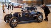 Balai lelang Artcurial memperkenalkan koleksi mobil antik senilai US$40 juta (Rp571 miliar) yang akan dilelang di acara Retromobile pada 8-10 Februari 2019.