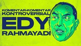 INFOGRAFIS: Komentar Kontroversial Ketum PSSI Edy Rahmayadi