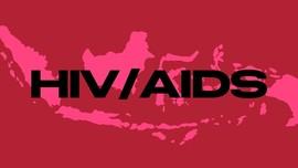 INFOGRAFIS: Gambaran HIV/AIDS di Indonesia