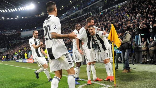 Juventus menang tipis 1-0 atas Valencia di Stadion Allianz dalam lanjutan pertandingan Grup H Liga Champions, Rabu (28/11) dini hari.