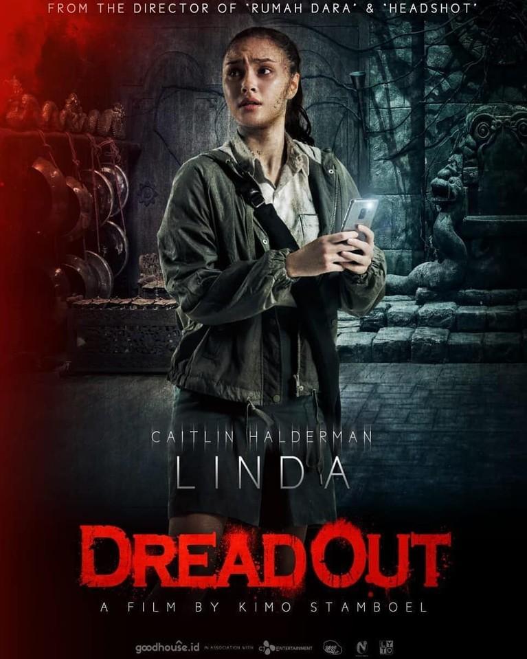 Linda (Caitlin Halderman). Tokoh utama dalam film ini yang dikenal unik dan selalu ragu-ragu. Tapi jangan salah, Linda diceritakan sebagai sosok yang pemberani.