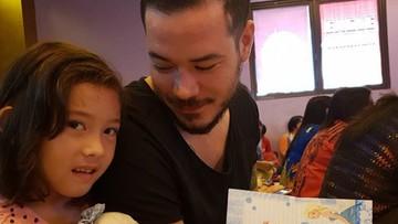 6 Momen Manis Zack Lee dan Putrinya, Mikhaela