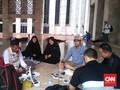Reuni 212, Liqo dan Lantunan Tadarus dari Koridor Istiqlal