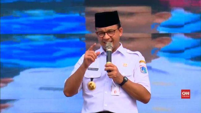 Menurut Gubernur DKI Jakarta, Anies Baswedan, penyumbang terbesar polusi udara di Jakarta berasal dari asap kendaraan bermotor.