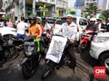 Panitia Reuni 212: Peserta ke Jakarta Naik Sepeda Hingga Kuda