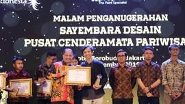 Kemenpar Umumkan Pemenang Ajang ISTA 2018