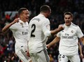 Real Madrid Kalahkan Valencia 2-0