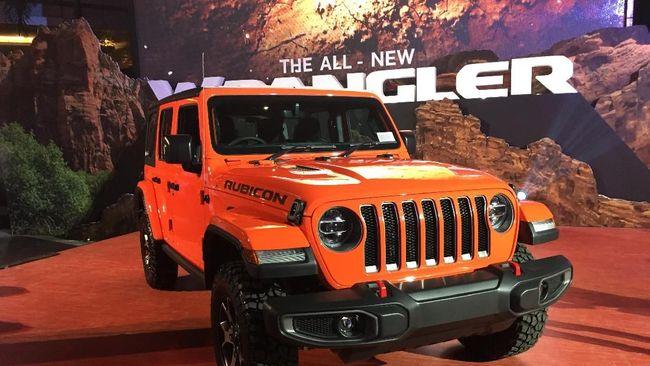 Setir Bergoyang Berlebihan, Jeep Wrangler Diinvestigasi
