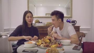 Cara Baim Wong Menghargai Istri yang Rajin Belajar Masak