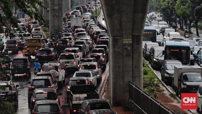Kenaikan Tarif Parkir di DKI Dinilai Ampuh Tekan Macet