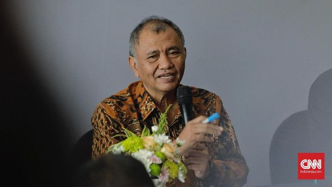 KPK menyebut peringkat Indeks Persepsi Korupsi (IPK) Indonesia tak cuma tugas satu lembaga, tapi juga ada peran Presiden Joko Widodo dan jajaran menteri.