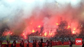Belum Separuh Musim, Liga 1 2019 Ramai Diwarnai Ricuh