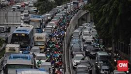 Sensus Kendaraan di Indonesia: Lebih dari 133 Juta Unit