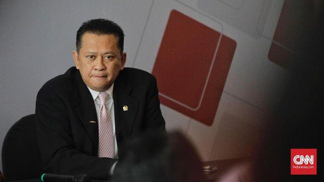 Wakil Koordinator Bidang Pratama Partai Golkar Bambang Soesatyo menyebut partainya masih mengedepankan sikap prasangka baik terkait kabar kadenrya kena OTT KPK.
