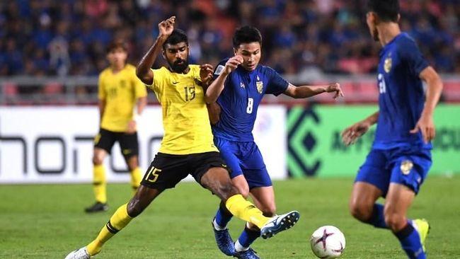 Timnas Malaysia harus puas bermain imbang 2-2 saat menjamu Vietnam pada laga final pertama Piala AFF 2018 di Stadion Bukit Jalil, Malaysia, Selasa (11/12).