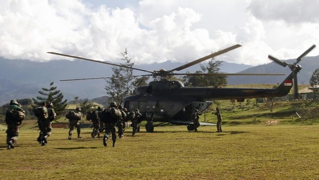 Polda Papua Jelaskan Alasan Amputasi Kaki Senaf Soll