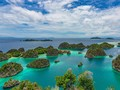Pantai Pianemo Raja Ampat Masuk Daftar Pantai Terbaik Sedunia