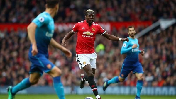 MU vs Arsenal Imbang 2-2