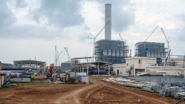 Proses pembangunan PLTU Batang sudah lebih dari 94 persen dan diperkirakan bisa beroperasi akhir 2021 atau awal 2022.