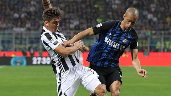Juventus Menangi Derby d'italia