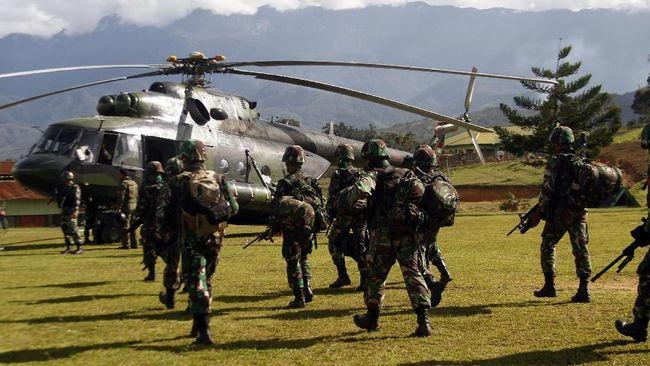 TNI telah mengeluarkan edaran yang disebar ke tingkat Kodam untuk memburu prajurit TNI yang telah membelot bergabung kelompok OPM di Papua.