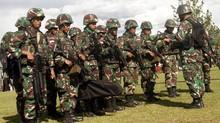 10 KKSB Tembaki Patroli TNI, Tiga Prajurit Terluka