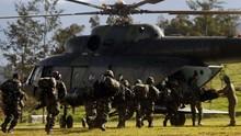 TNI-Polri Kontak Tembak dengan KKB Penyerang Puskesmas Papua
