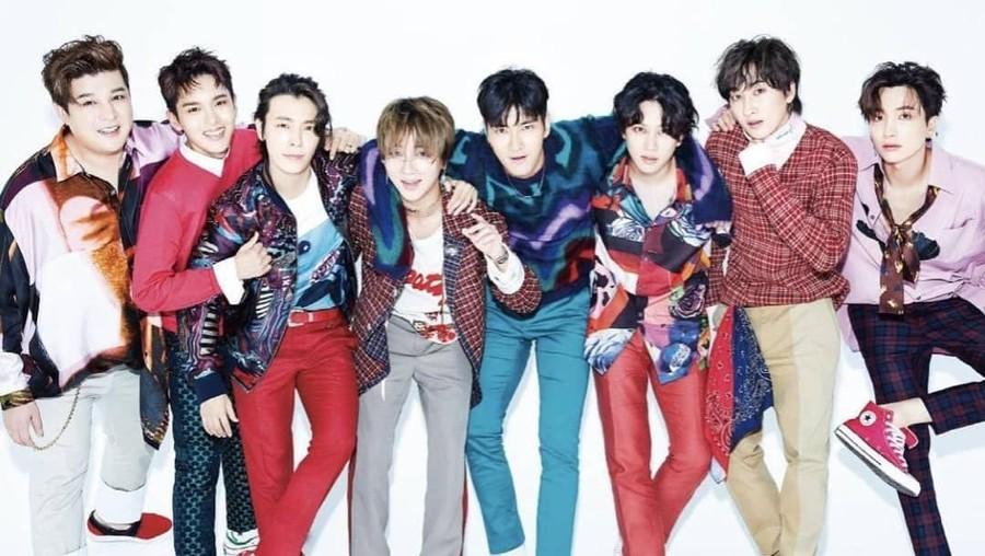 5 Video Musik Super Junior Paling Banyak Ditonton