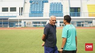 Arema FC Santai Ditinggal Mario Gomez dan Bauman
