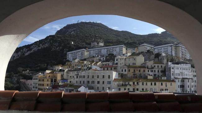 Selama ini Gibraltar menjadi