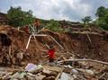11 Desa di Kabupaten Bogor Terisolasi Akibat Longsor