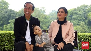 Jokowi Direncanakan Hadiri 'Coaching Clinic' Ronaldinho