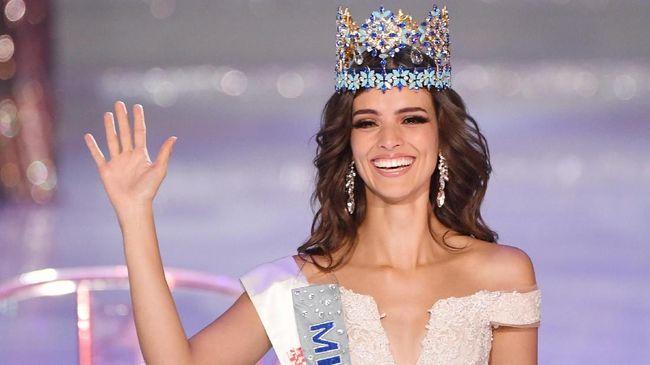 Menyandang gelar Miss World bukan perkara mudah. Vanessa Ponce de Leon punya cara sederhana untuk menjaga wajah ayunya.