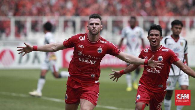 Juara Liga 1 2018, Persija Jakarta, tak dibebani target di Piala Indonesia musim ini. Tim pelatih kemungkinan akan menurunkan mayoritas pemain pelapisnya.