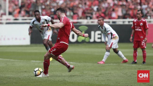 Persija Jakarta memastikan diri lolos ke babak 16 besar Piala Indonesia usai ditahan imbang 1-1 oleh 757 Kepri Jaya pada leg kedua babak 32 besar, Kamis (31/1).