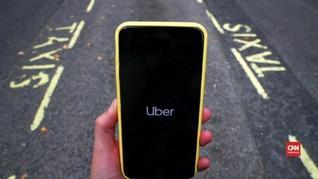 Uber Buka Peluang Jasa Antar Ganja