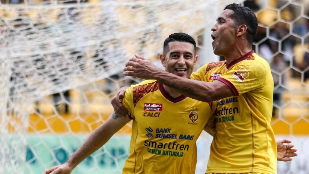 Sriwijaya FC Tagih Subsidi Liga 1 untuk Lunasi Tunggakan Gaji Pemain