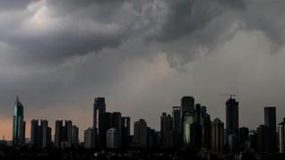 Ada Dentuman Misterius di Jakarta Selatan, Netizen Heboh