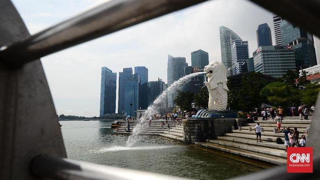Ekonomi Singapura berhasil tumbuh 0,2 persen pada kuartal I 2021 berkat kinerja sektor manufaktur yang kuat.