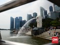 Virus Corona Meredupkan Festival Cahaya Singapura