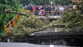 Akses Jalan Nasional di Kalsel Putus Diterjang Banjir