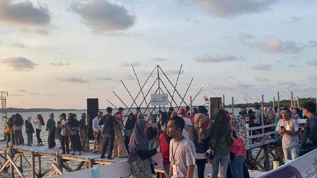 GenPI Sulawesi Selatan menghadirkan destinasi digital baru, yakni Pasar Selayar yang berlokasi di Matalalang, Kepulauan Selayar.