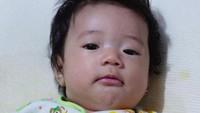 <p>Ini Uti waktu usia 3 bulan. Nggak kalah nggemesin kan dari si abang? (Foto: Instagram/missnyctagina)</p>